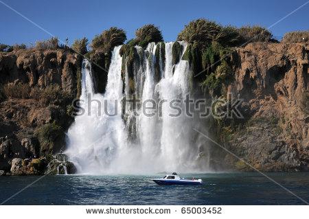 Duden Waterfall Lizenzfreie Bilder und Vektorgrafiken kaufen.