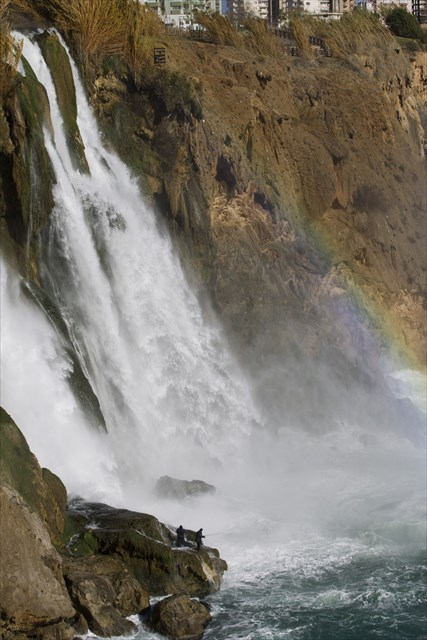 GC1FG1A Duden Waterfalls (Earthcache) in Turkey created by Romantic29.
