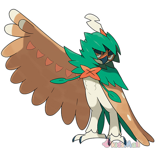 Pokemon Card Game TCG SUN & MOON Decidueye.