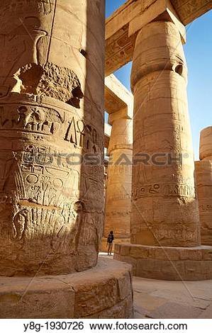 Stock Images of Karnak.