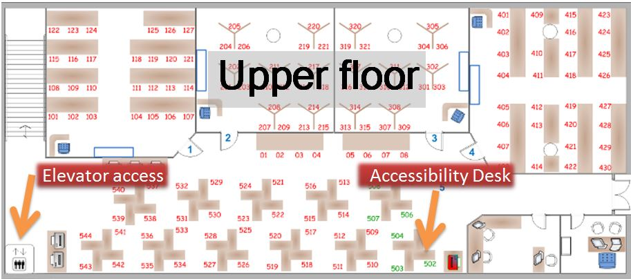 Accessibility.