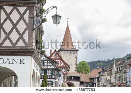 Gengenbach Banco de imágenes. Fotos y vectores libres de derechos.