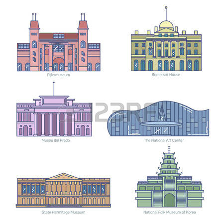 22,038 Museum Cliparts, Stock Vector And Royalty Free Museum.