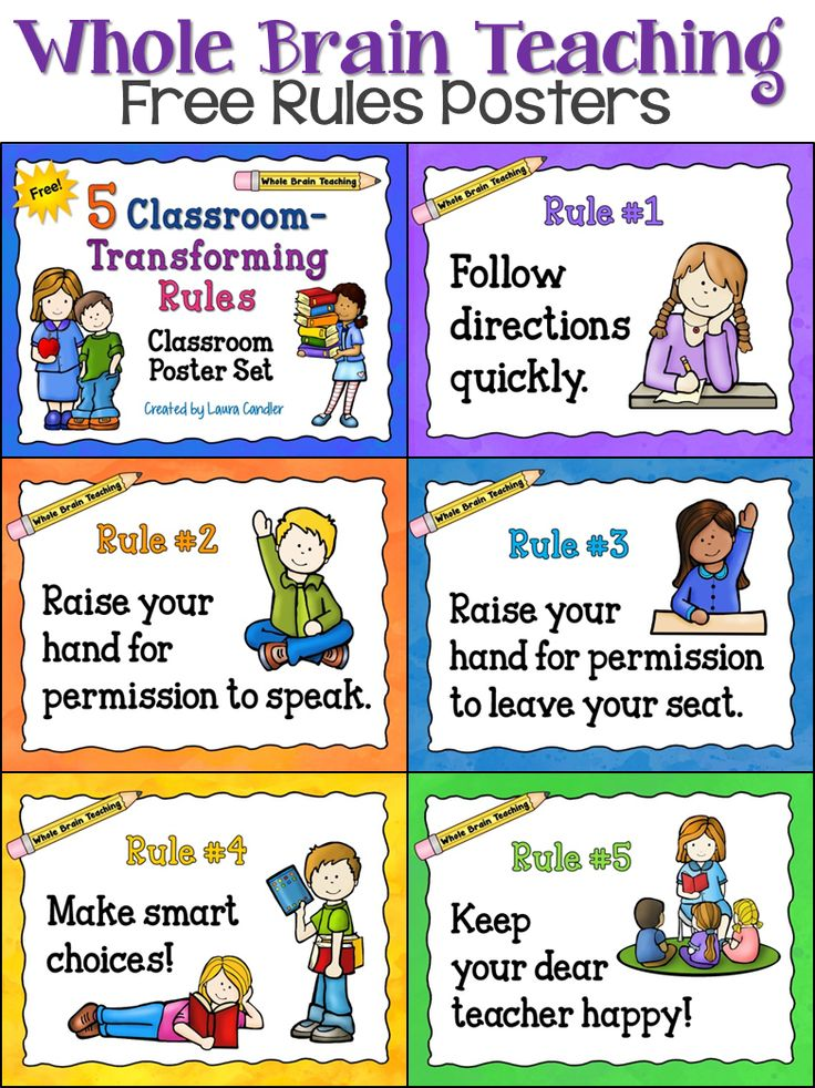 206 Best images about Classroom Management (Ready, Set, Learn!) on.