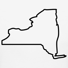 Clipart new york state.