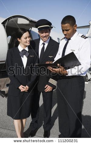 Cabin Crew Member Stock Photos, Royalty.