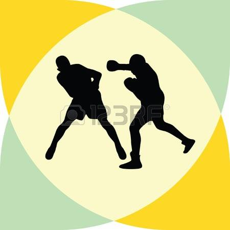 1,432 Uppercut Stock Vector Illustration And Royalty Free Uppercut.