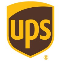 UPS (United Parcel Service) logo vector free download.