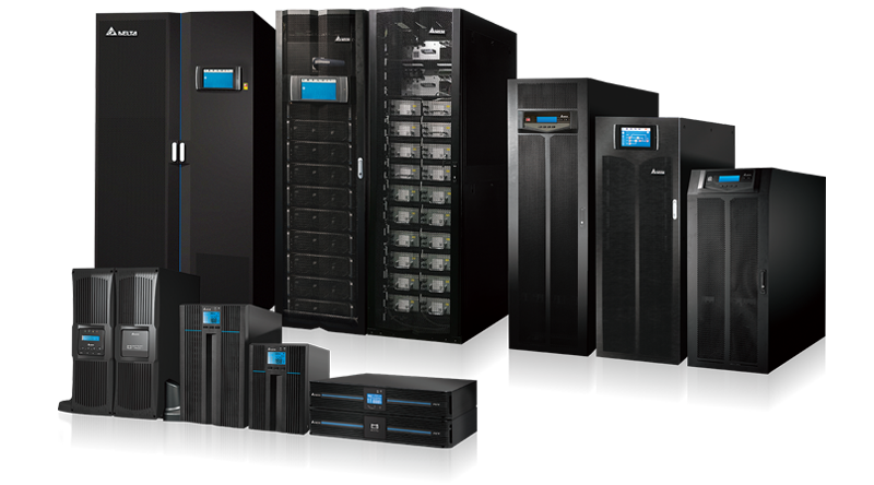 Uninterruptible Power Supply (UPS) Solutions.