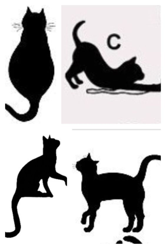 Any of these <3 #cat #silhouette #tattoo.