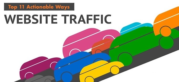 Top 11 Actionable Techniques to Upsurge Traffic to Your Dental.