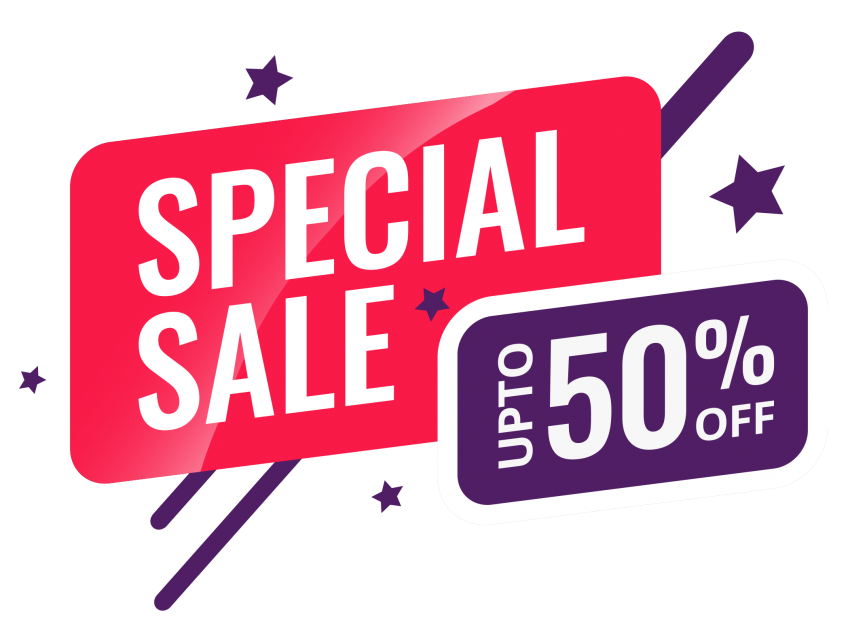 Special Sale PNG.
