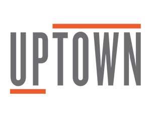 Uptown.