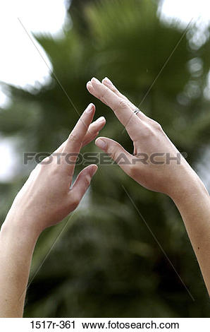 Stock Photography of hands, blur, graceful, upward, body parts.