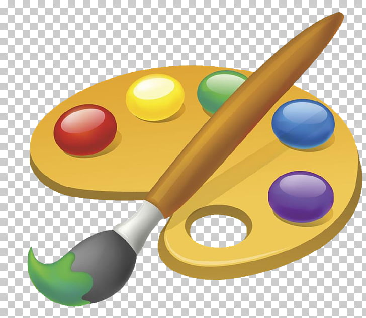 Palette Drawing Painting Color Artist, Ur PNG clipart.