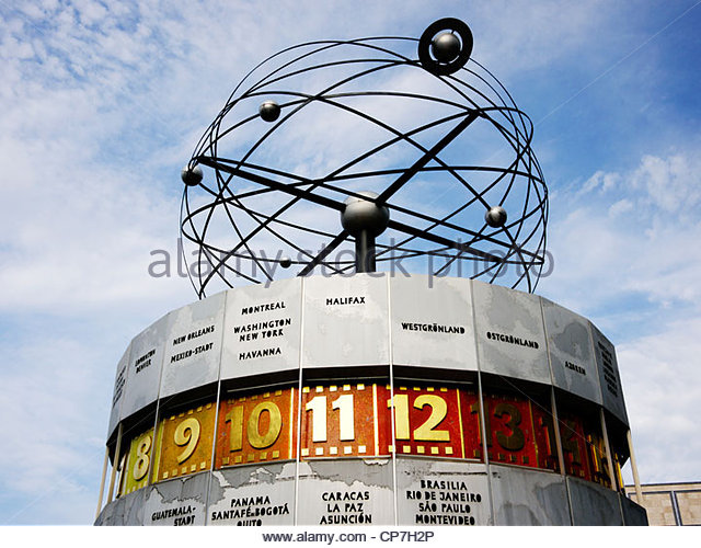 World Time Zone Clock Stock Photos & World Time Zone Clock Stock.