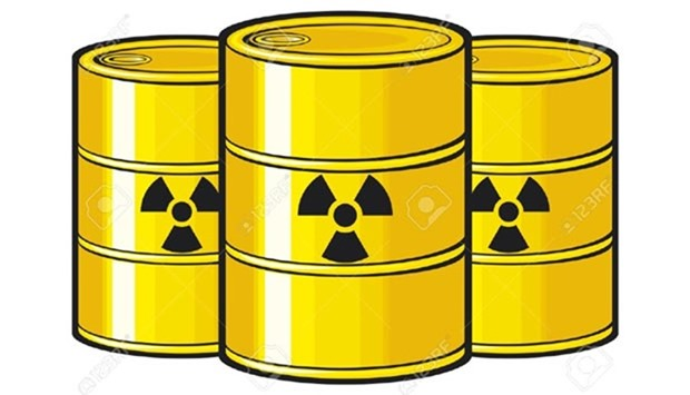 Georgia arrests five for trying to sell uranium.
