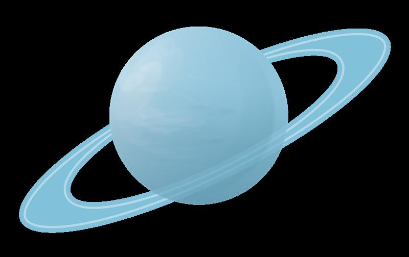 Uranus Clipart.
