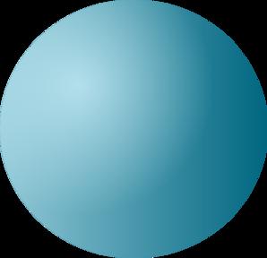 Uranus Clip Art at Clker.com.