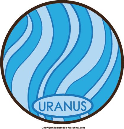 Clipart uranus.
