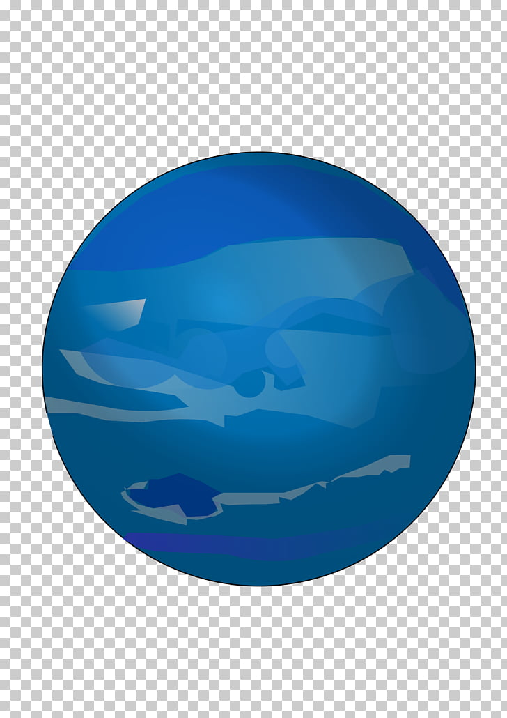 Discovery of Neptune Planet Uranus , planet PNG clipart.