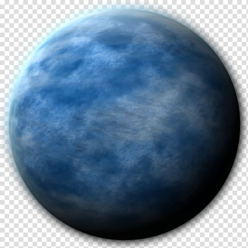 Blue planet, Ice planet Uranus Mercury Neptune, planets.