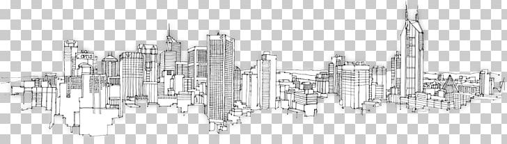 Sketch Architecture Urban Planning Cityscape Drawing PNG.