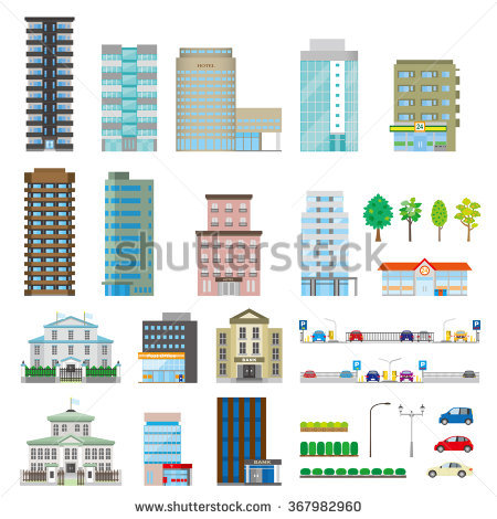 Condominium Stock Photos, Royalty.