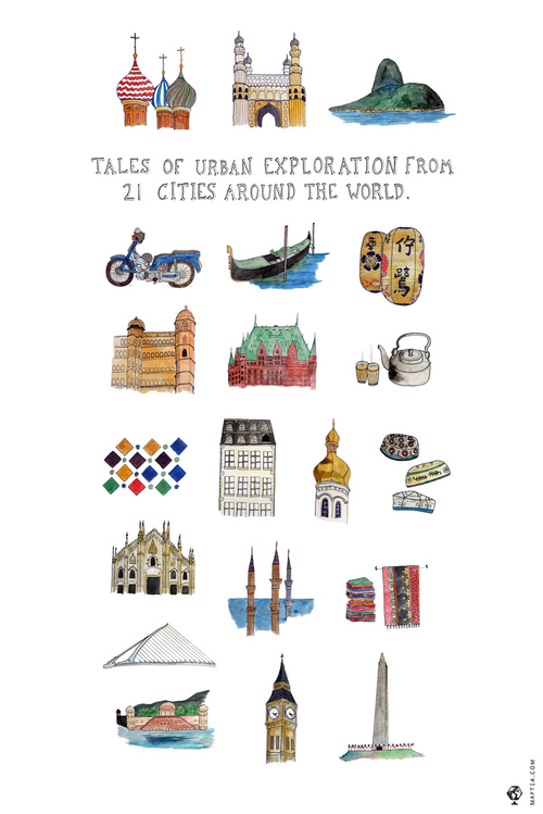 Urban Exploration.