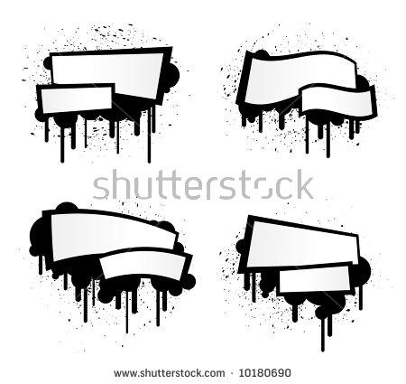 Urban Frames Stock Vector Illustration 10180690 : Shutterstock.