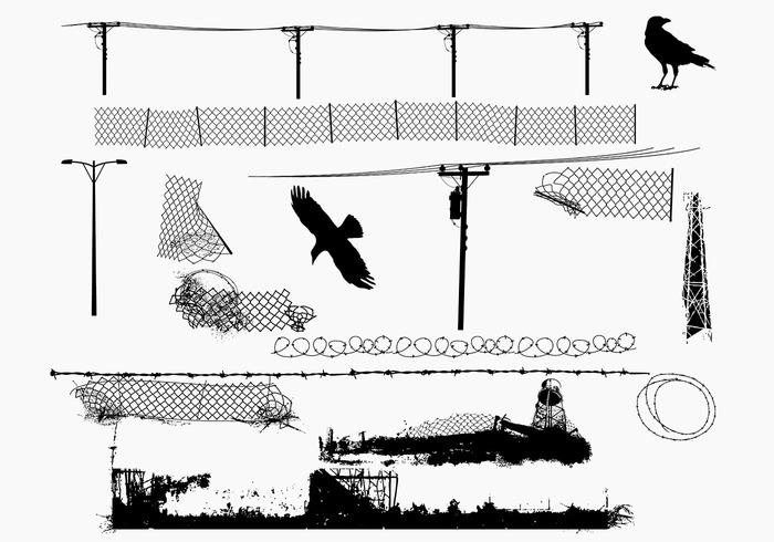Urban Wire Vectors.