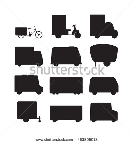 Fast Food Trailer Stock Photos, Royalty.