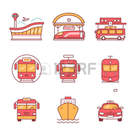 40,244 Urban Transportation Stock Vector Illustration And Royalty.