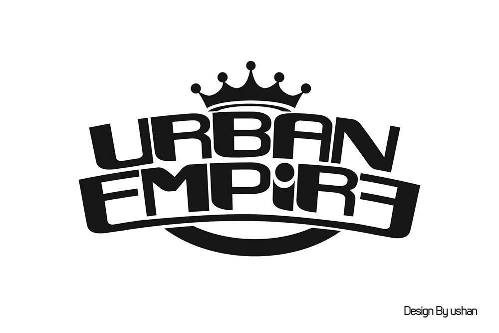 Urban Clothing Logo.