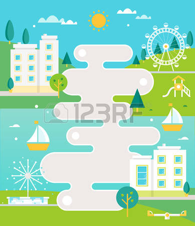 1,027 Town Planning Stock Vector Illustration And Royalty Free.