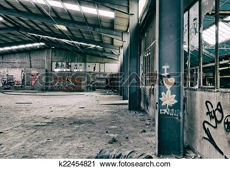 Stock Photography of urbex image k22454821.