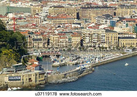Pictures of Donostia.