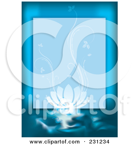 Tranquil clipart