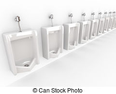Urinals Illustrations and Clipart. 643 Urinals royalty free.
