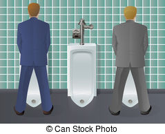 Urinal Illustrations and Clipart. 643 Urinal royalty free.