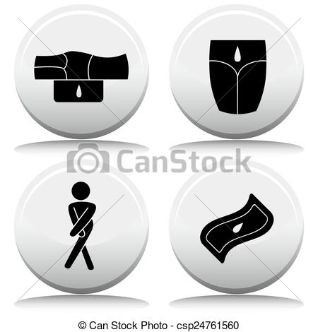 Incontinence Clipart and Stock Illustrations. 259 Incontinence.