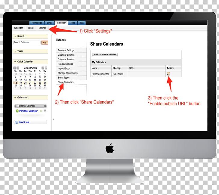 Web development Responsive web design, new calendar PNG.