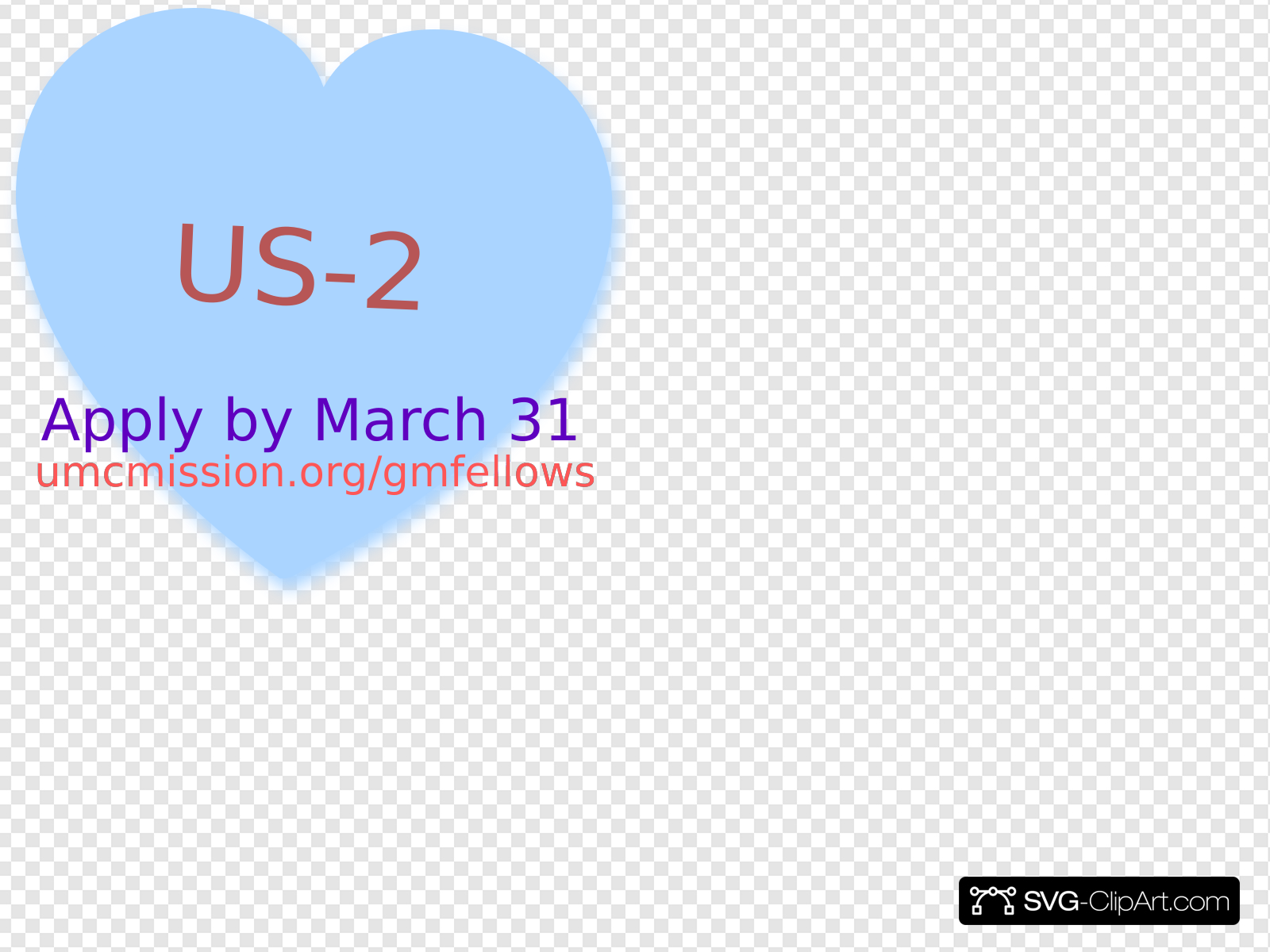 Us2 Blue Url Date Clip art, Icon and SVG.