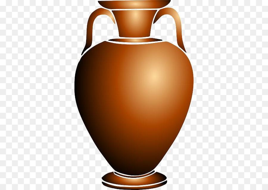 Urn Pottery png download.