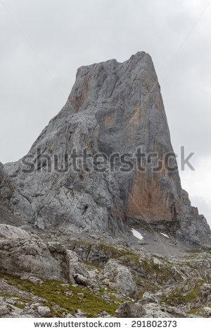 Asturias Europa Mountains Picos De Stock Photos, Images.
