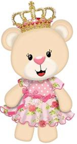ursa princesa png #1