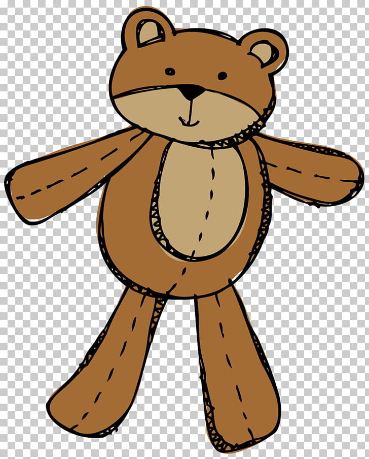 Brown Teddy bear Cat.