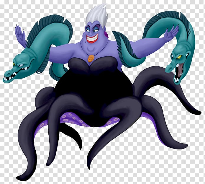 Ursula Ariel Eel The Walt Disney Company YouTube, youtube.