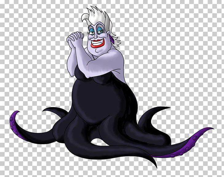 Ursula Ariel Cruella De Vil Maleficent Villain PNG, Clipart.