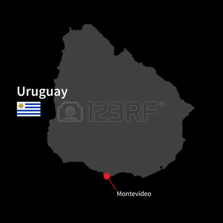 289 Montevideo Uruguay Stock Vector Illustration And Royalty Free.